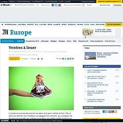 Ukraine : ventres à louer