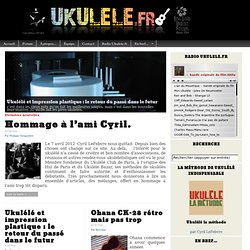 ukulélé club de France - KDUS