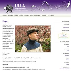 Ulla 03/08 - Ohjeet - Hugo