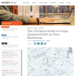 The Ultimate Guide to Using Animated GIFs in Your Marketing