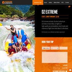 OZ Extreme: 13 days of ultimate Australian Adventure