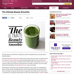 The Ultimate Beauty Smoothie