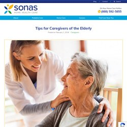 The Ultimate Guide for Caregivers of the Elderly