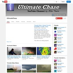 UltimateChase's Channel