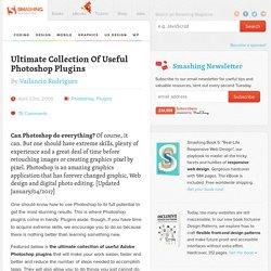 Ultimate Collection Of Useful Photoshop Plug-Ins - Smashing Magazine