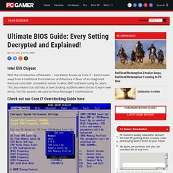 Ultimate BIOS Guide: Every Setting Decrypted and Explained!: Page 7