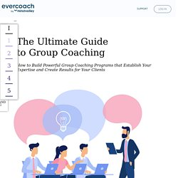 Ultimate Guide To Group Coaching