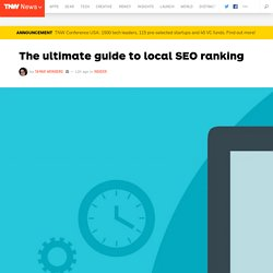 The ultimate guide to local SEO ranking