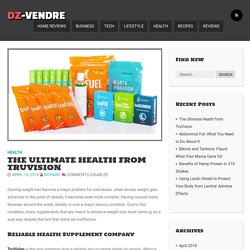 Reliable Health Supplement Company