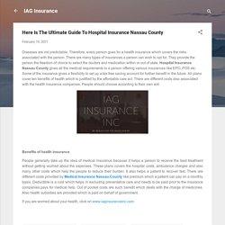 Medical Insurance Nassau County