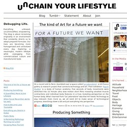 100 Ways to Unchain - Unchain Your Lifestyle