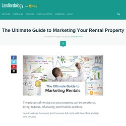 The Ultimate Guide to Marketing Your Rental Property