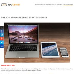 The Ultimate iPhone App Marketing Strategy Guide