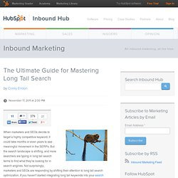 The Ultimate Guide for Mastering Long Tail Search