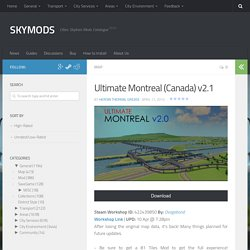Ultimate Montreal (Canada) v2.1