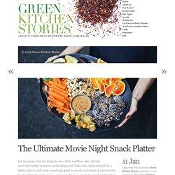 The Ultimate Movie Night Snack Platter