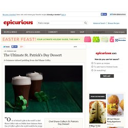 The Ultimate St. Patricks Day Dessert St. Patricks Day at Epicurious.com