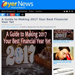 The Ultimate Personal Finance Guide for 2017