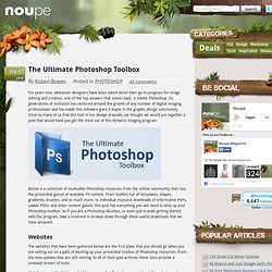 Root - The Ultimate Photoshop Toolbox