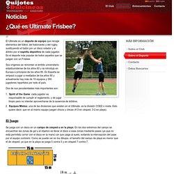 Quijotes+Dulcineas Club de Ultimate Frisbee en Madrid, España