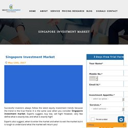Ultimate secret of stock trading in Singapore Investment Market