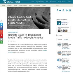 Ultimate Guide to Track Social Media Traffic in Google Analytics