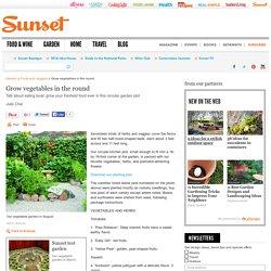 Ultimate veggie garden