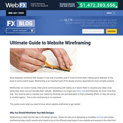 Ultimate Guide to Website Wireframing