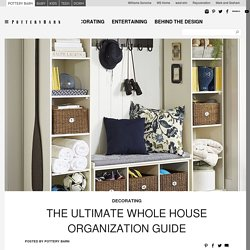 The Ultimate Whole House Organization Guide