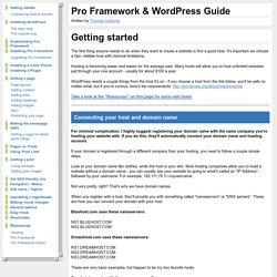 Ultimate Guide to Creating a Website Using WordPress & Pro Framework