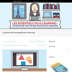 Le guide ultime du graphisme e-learning
