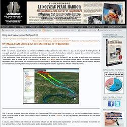 9/11 Maps, l'outil ultime pour la recherche sur le 11-Septembre