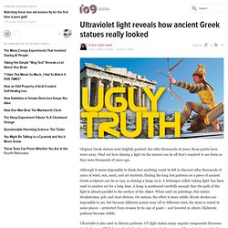 ultraviolet-light-reveals-how-ancient-greek-statues-really-looked from io9.com - StumbleUpon