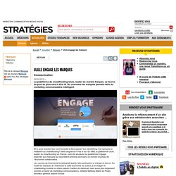 Ulule engage les marques