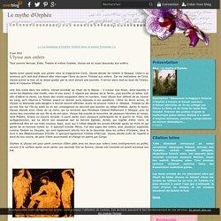 Ulysse aux enfers - Le mythe d'Orphée