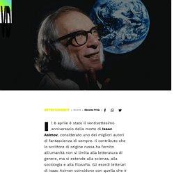 L'umanità futura di Isaac Asimov