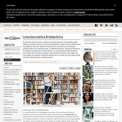 Umberto Eco. Tra arte, filosofia ed estetica