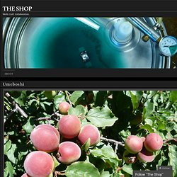 Umeboshi | The Shop