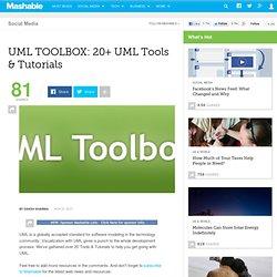 UML TOOLBOX: 20+ UML Tools & Tutorials