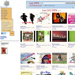 les PPS - humour - page