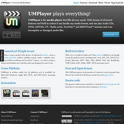 UMPlayer | Universal Media Player - Nightly