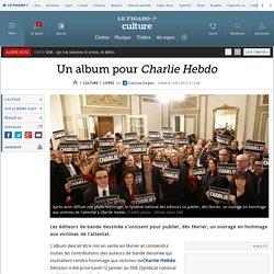 Un album pour Charlie Hebdo