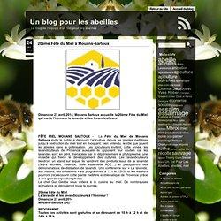 Un blog pour les abeilles
