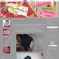 Un chullo - Le blog de Betty76