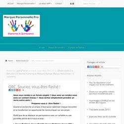 Un QR Code gratuit et personnalisé pour votre e-CV