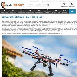 Un drone a-t-il le droit de survoler ma maison ?