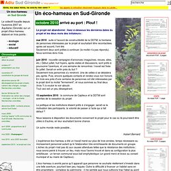 Un éco-hameau en Sud-Gironde - Un éco-hameau en Sud-Gironde