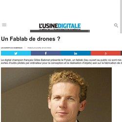 Un Fablab de drones ?