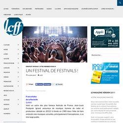 Un festival de festivals!