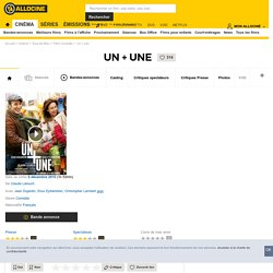 Un + une - film 2014